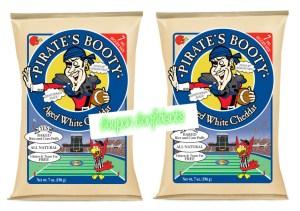 pirate's booty popcorn