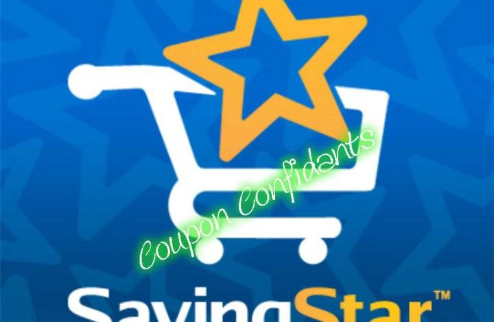 SavingStar Rebates!