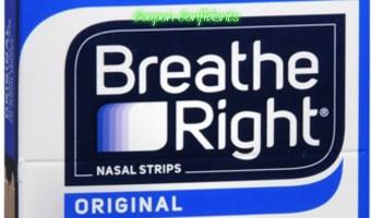 Money maker on Breathe Right Nasal strips at Walmart!