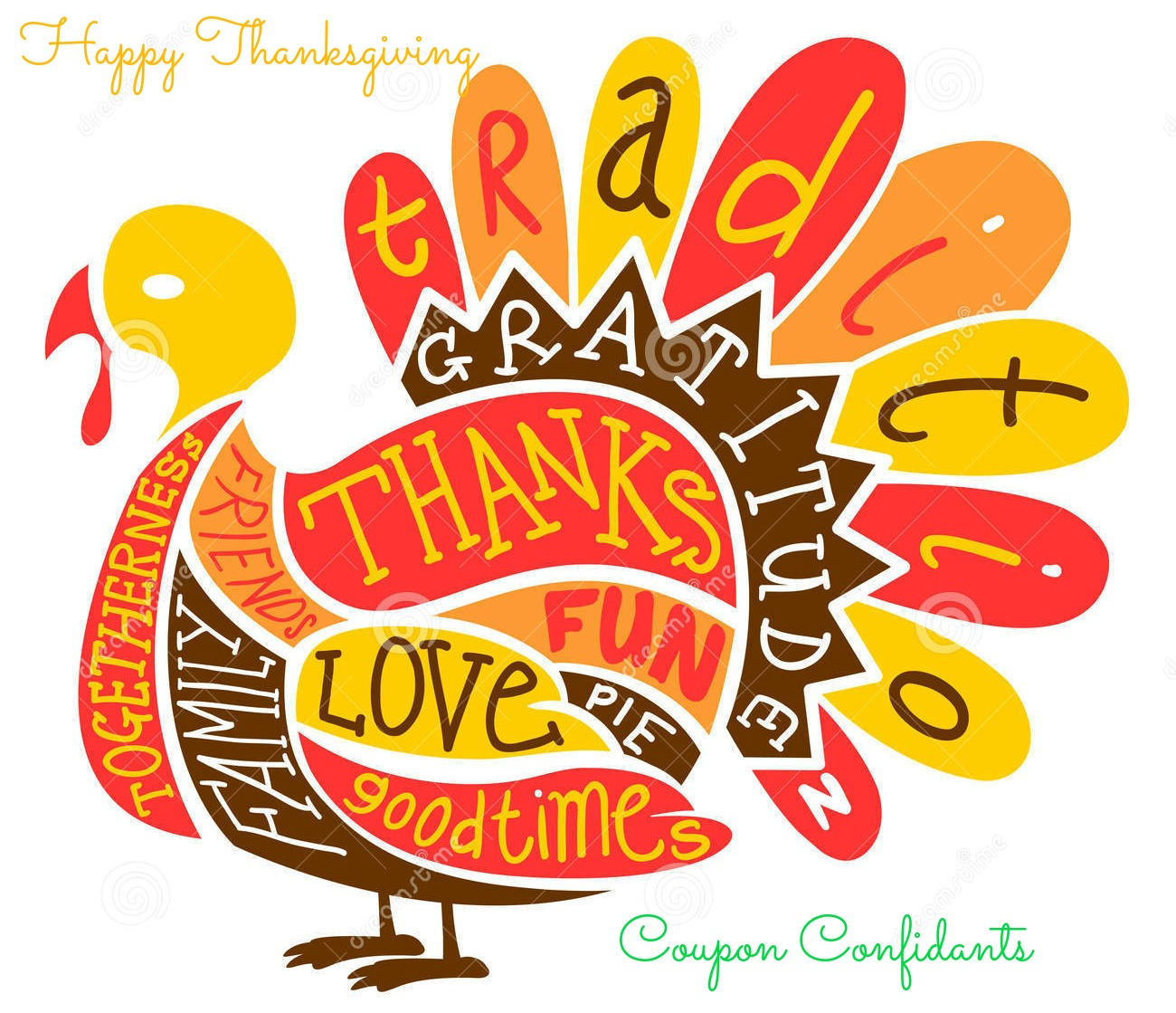 FREE Thanksgiving Coloring pages!