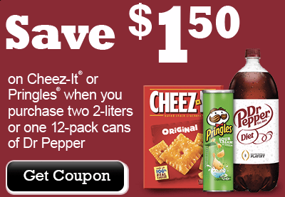 image regarding Cheez It Coupon Printable named PUBLIX: *Sizzling* Package deal! Print Currently! Simply $1.13 each and every for DR