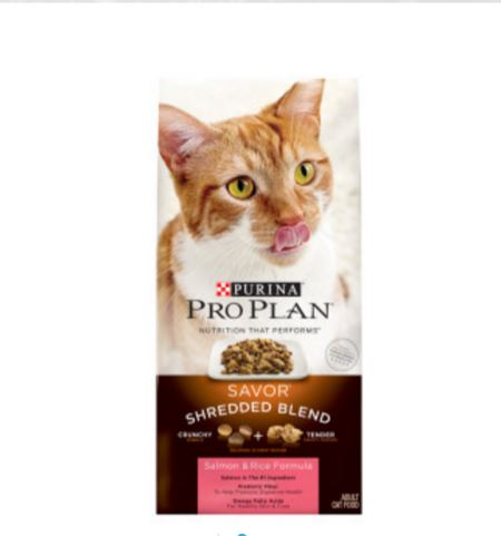 $4 00 for $14 Purina Pro Plan Cat Food PetSmart and other