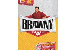 Kroger: Brawny Paper Towels .50¢ each