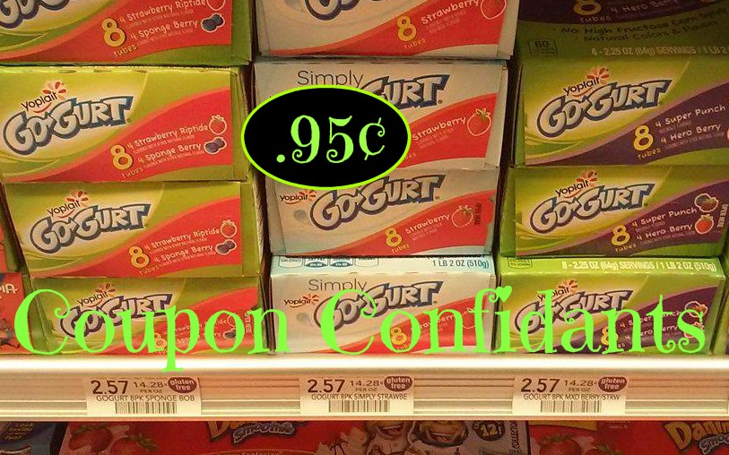 Yoplait go gurt coupons