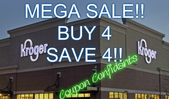 Kroger Mega Sale!! April 27 – May 11