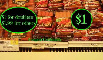 Grillman's hot dogs just $1 for some! @ Publix