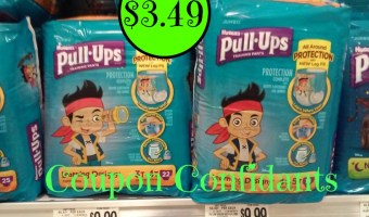 STOCK UP PRICE on Huggies Diapers & Pull ups starts 6/23 @ Publix!