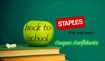 Staples Back to School Deals Aug 20 – Aug 26