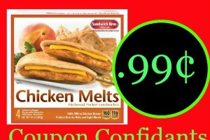 Sandwich Bros just .99¢ @ Kroger! ( mid Atlantic region)