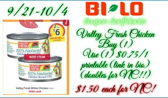 $1.50 Valley Fresh – Bi-lo!