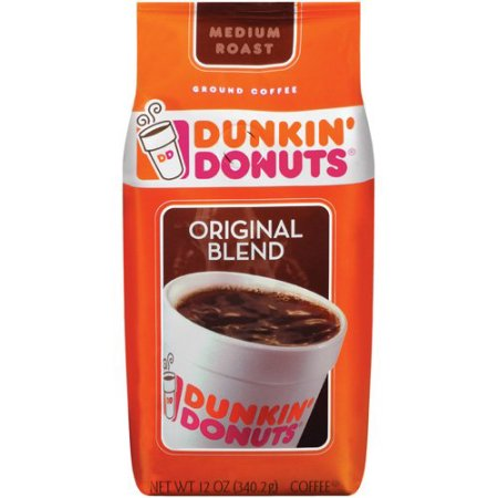 Dunkin' Donuts Coffee at Winn Dixie and Bilo for only $3.74!