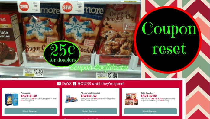 Betty Crocker Cookie Mix As Low As 25 Coupon Reset Coupon