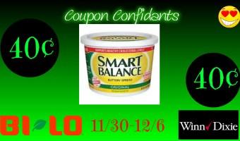 Smart Balance for a smart price!