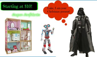 Great deal on Life size toys on Amazon today only!