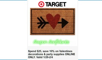 Target Valentine's Day Specials and Deals!!!