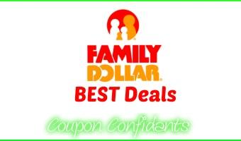 Family Dollar – May 8 – 30