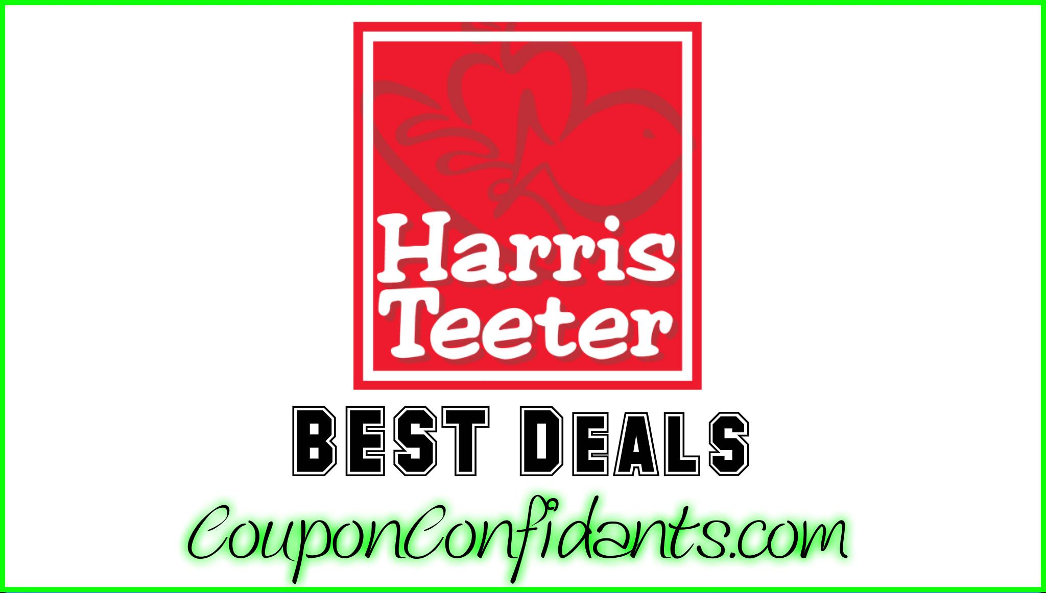Harris Teeter - March 21 - March 27