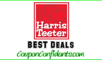 Harris Teeter – Super Doubles August 5 – August 7