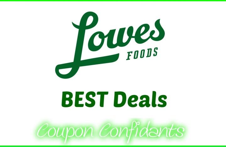 Lowes Foods – Aug 15 – Aug 21