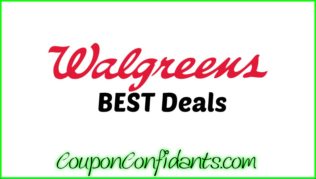 Walgreens – Oct 28 – Nov 3