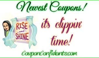 NEW Sunday Coupons to Print! Sparkle, Aveeno, Enfagrow, and MORE!!