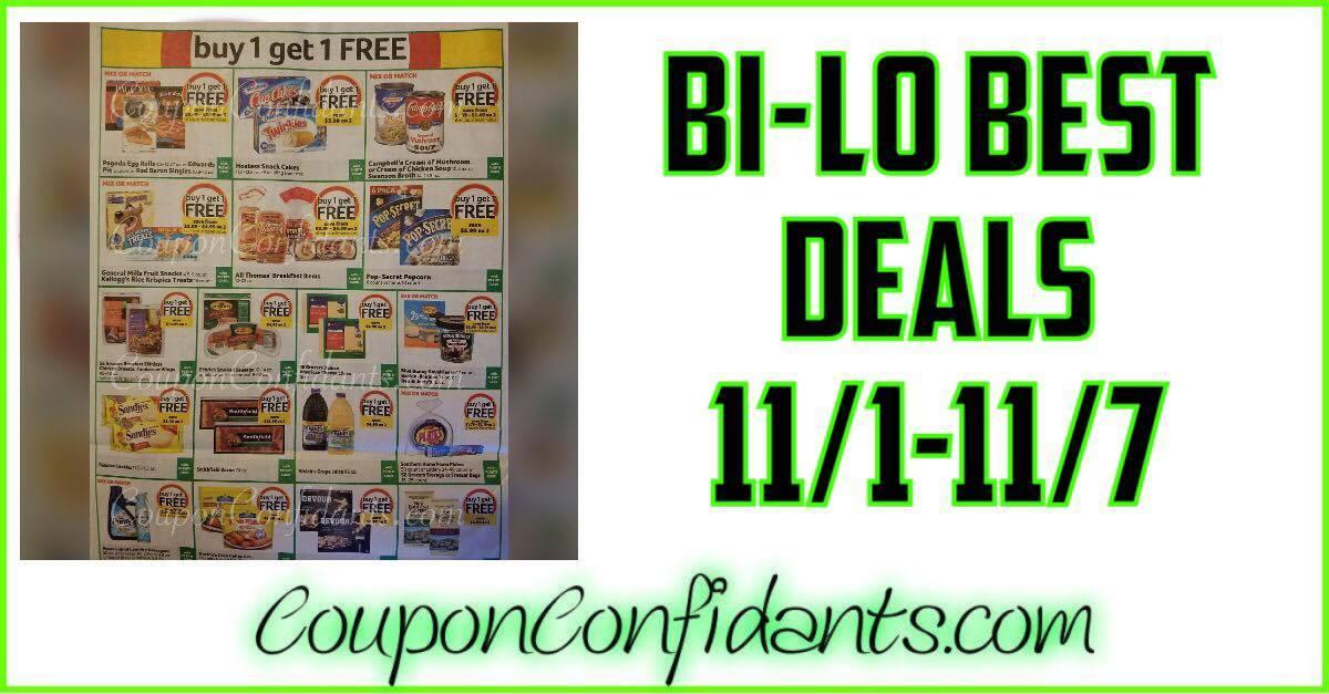 Bi-lo coupon deals this week