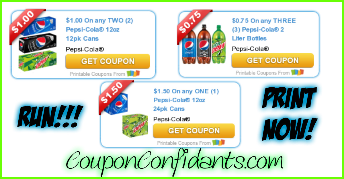 photo about Pepsi Printable Coupons referred to as Fresh Pepsi Discount coupons!! Rush!!! ⋆ Coupon Confidants