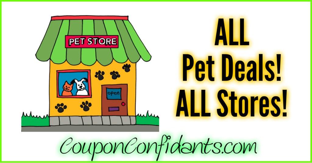 ALL Pet Deals – One Stop Shop!