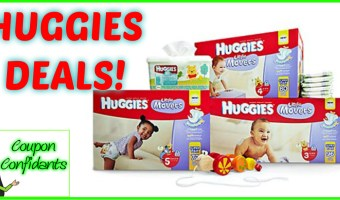 NEW Huggies Coupons and Sales to go with them!! CVS, Publix, and Target! YAY!