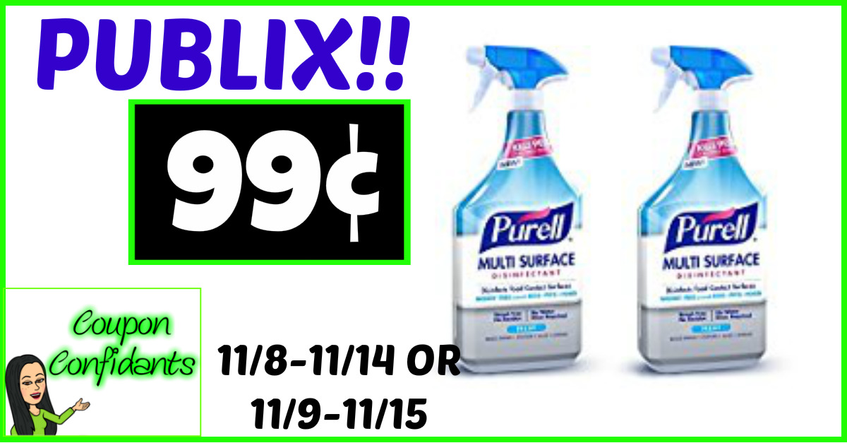 NEW COUPON, NEW DEAL - PUBLIX!!