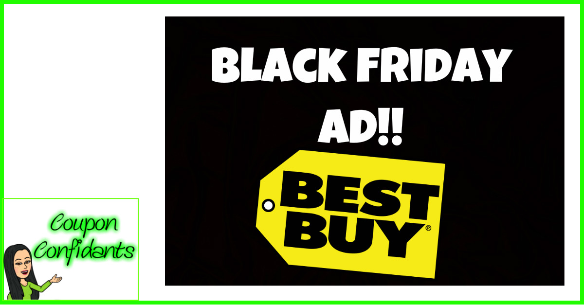 Best Buy Black Friday Ad Scan!