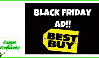 Best Buy Black Friday Ad Scan!