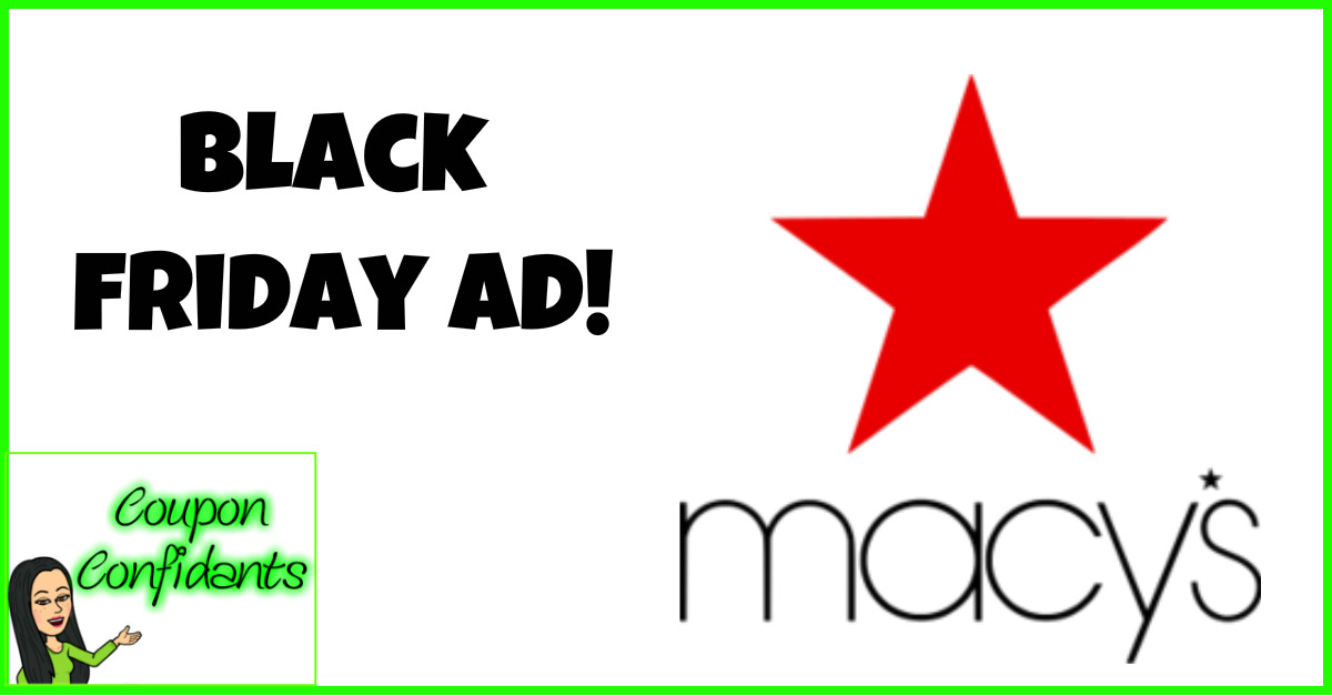 Black Friday Macy's Ad!!