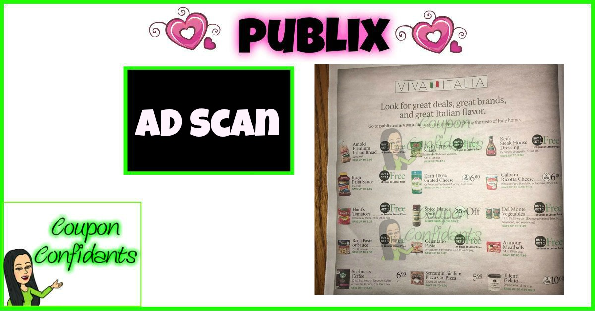 Publix Ad Scan - 2/14-2/20 or 2/15-2/21