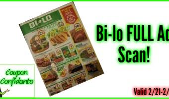 Bi-lo FULL Ad Scan 2/21-2/27