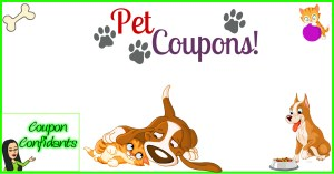 Beyond Pet Coupons HIGH Value!!