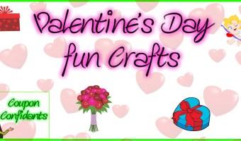 Valentine's Day DIY Crafts!
