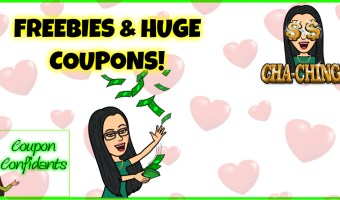 BEST FREE Sign ups and Coupons out right NOW!