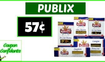 57¢ Pasta at Publix!