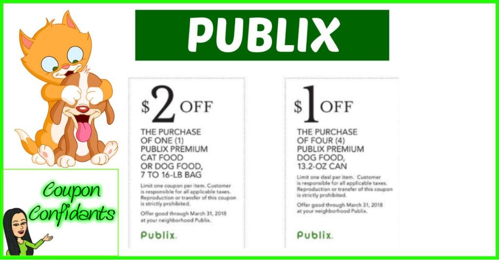 NEW Publix Coupons!