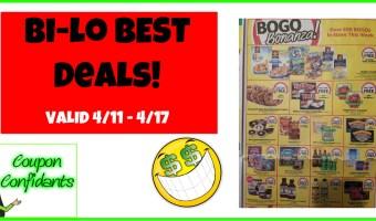 Bi-lo Hottest Deals 4/11 – 4/17