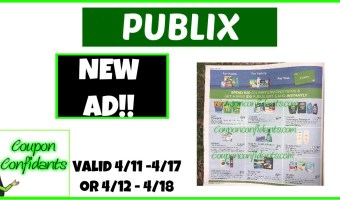 NEW Publix Ad Scan!!