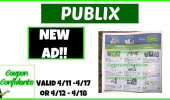 NEW Publix Ad Scan!!