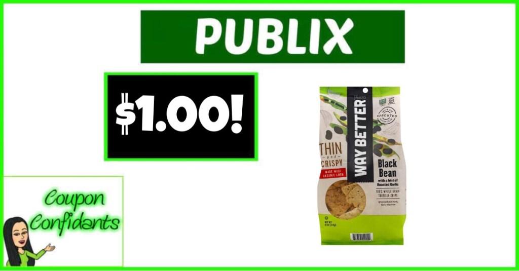 Way Better Chips $1 at Publix!
