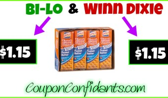 Lance Crackers Deal – Bi-lo and Winn Dixie!