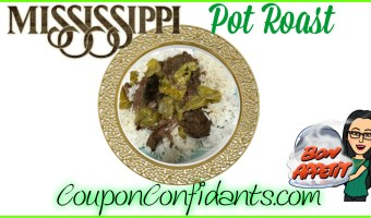 Mississippi Pot Roast Recipe