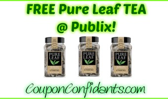 FREE Tea at Publix!