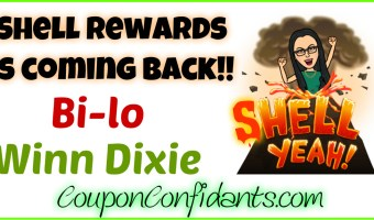 Goodbye Plenti!!! Shell Rewards are coming back!!!!
