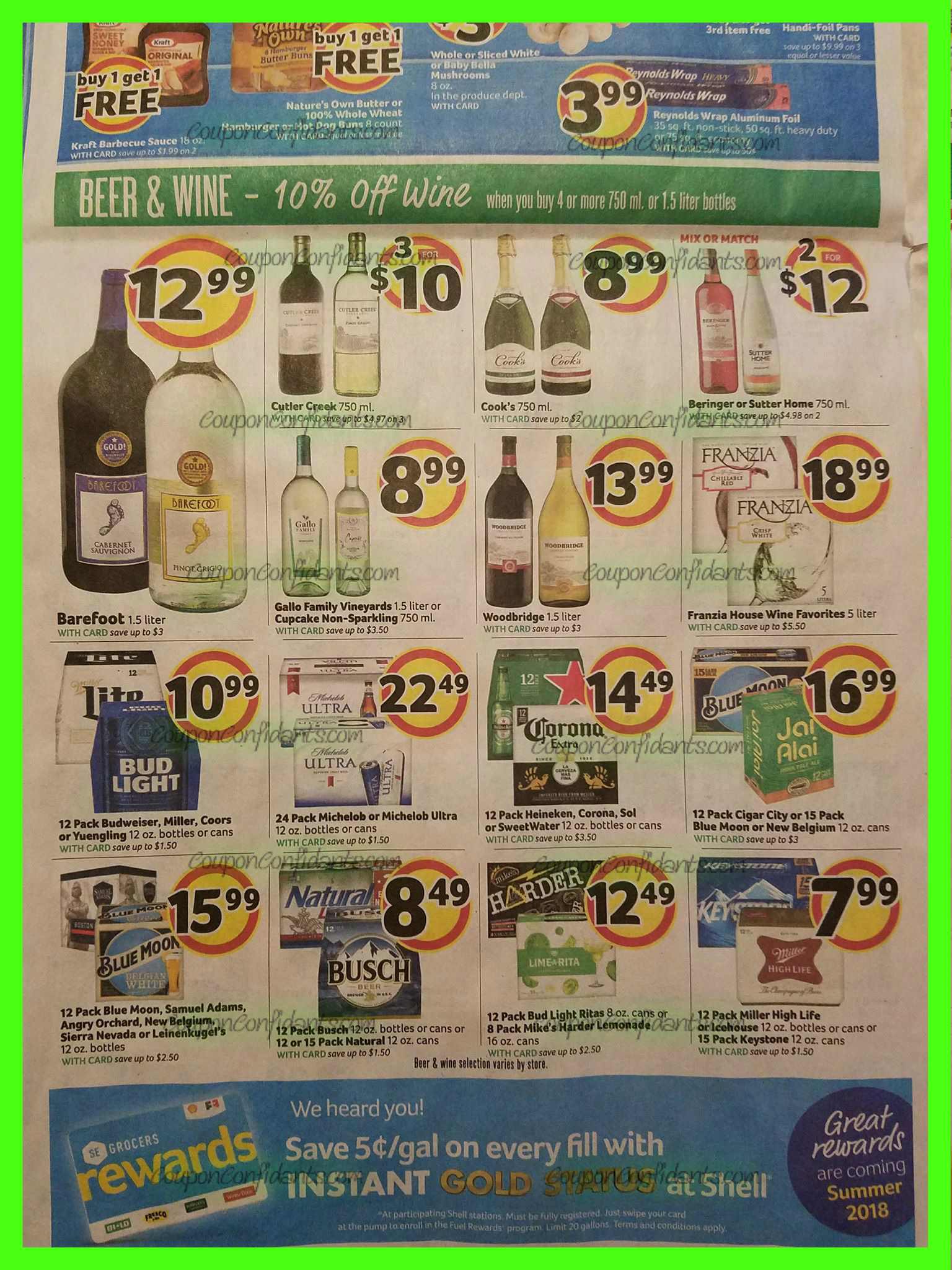 Bi-lo AD Scan and Best Deals! 5/23 - 5/29 ⋆ Page 6 of 21 ⋆ Coupon