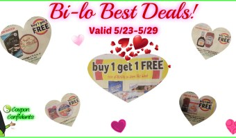 Bi-lo BEST Deals 5/23 – 5/29 NEW WEEK!